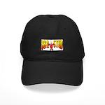 BBQ Stud Black Cap