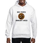 UGLY PEOPLE Hooded Sweatshirt