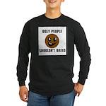 UGLY PEOPLE Long Sleeve Dark T-Shirt