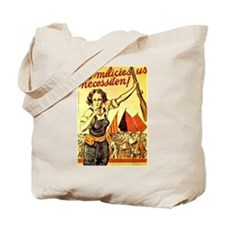 Anarchist Militias 2-sidedTote Bag