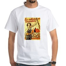Lady Freedom Fighter Shirt