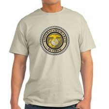 Marine Corps Retired <BR>Shirt 35