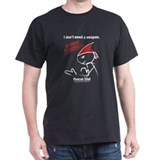 My enemy is... Dark pencak silat tee