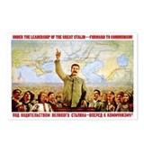 Great Leader Stalin Postcards (Package of 8)