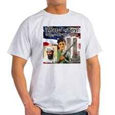 Osam Bin laden target anti te T-Shirt