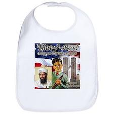 Osam Bin laden target anti te Bib