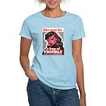 No Bad Evil Women Women's Light T-Shirt