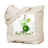 Got Lime? Tote Bag