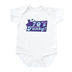 Funky Seventies Infant Bodysuit