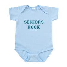 Seniors Rock Infant Bodysuit