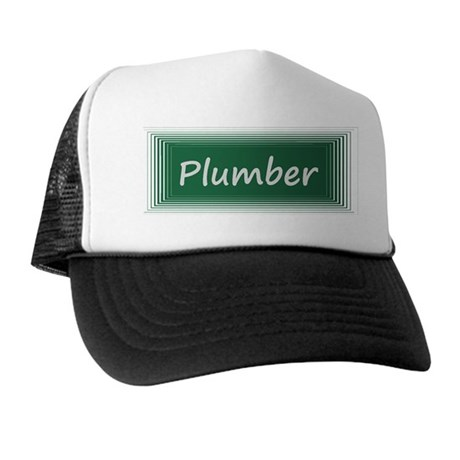 Plumber Trucker Hat