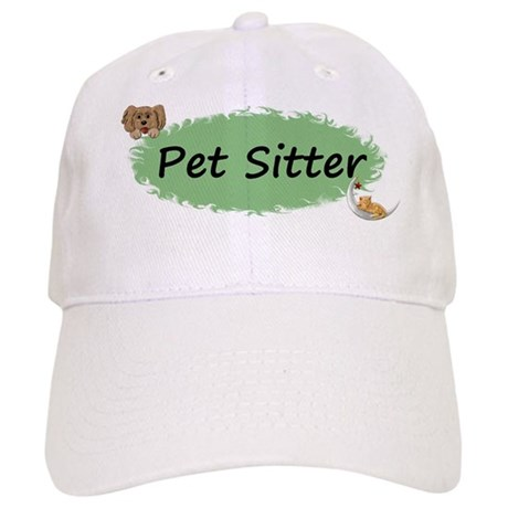 Pet Sitter Cap