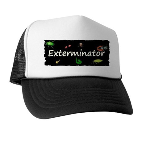 Exterminator Trucker Hat