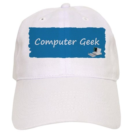 Computer Geek Cap