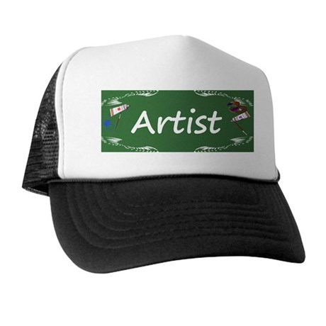 Artist Trucker Hat