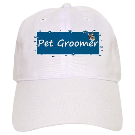 Pet Groomer Cap