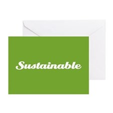 Sustainable Greeting Cards (Pk of 10)