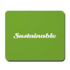 Sustainable Mousepad
