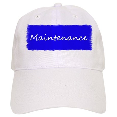 Maintenance man Cap