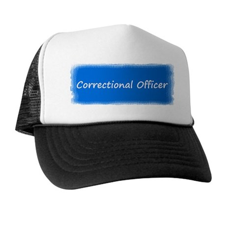 Correctional Officer Trucker Hat