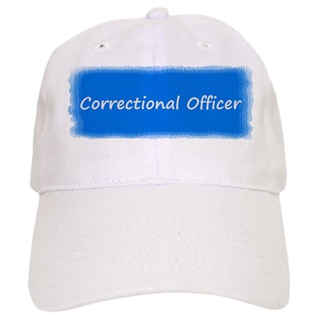 Correctional Officer Cap