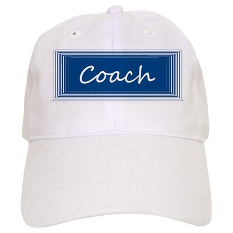 Coach Cap