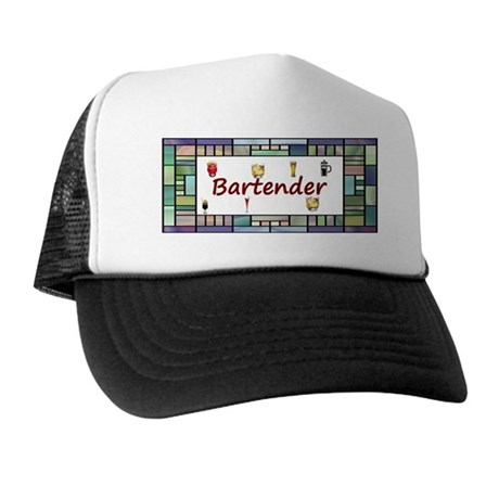Bartender Trucker Hat