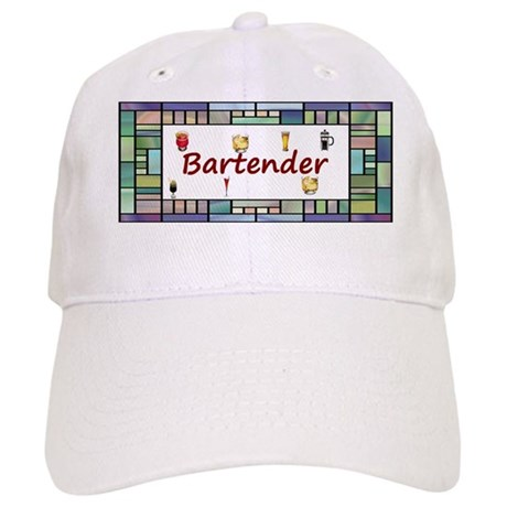 Bartender Cap