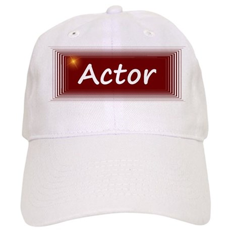 Actor Cap