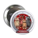 Wombies' Red Group Portrait Button