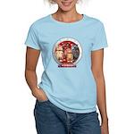 Wombies' Red Group Portrait Women's Light T-Shirt