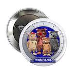 Wombies' Blue Group Portrait Button