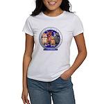 Wombies' Blue Group Portrait Women's T-Shirt