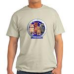 Wombies' Blue Group Portrait Light T-Shirt