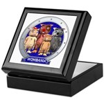 Wombies' Blue Group Portrait Keepsake Box