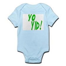Yo Yid! Infant Bodysuit