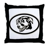 McNab Throw Pillow