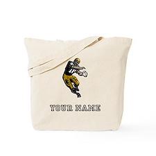 Quarterback (Custom) Tote Bag