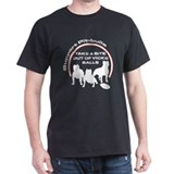 Dog fights Vick T-Shirt