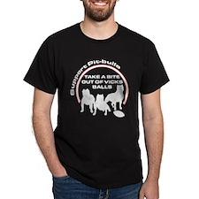 Dog fights Vick T-Shirt