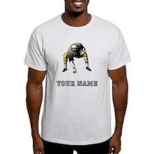 Football Lineman (Custom) T-Shirt