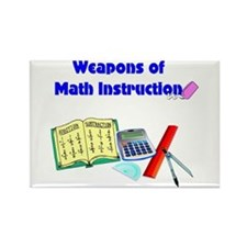Scott's Weapons of Math Destruction Rectangle Magn