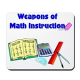 Scott's Weapons of Math Destruction Mousepad