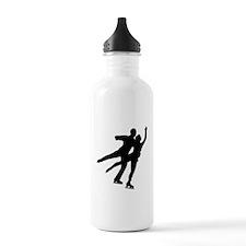 Figure Skaters Water Bottle
