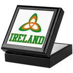 Irish Trinity Keepsake Box