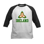 Irish Trinity Kids Baseball Jersey