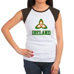 Irish Trinity Women's Cap Sleeve T-Shirt