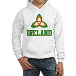 Irish Trinity Hooded Sweatshirt