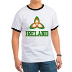 Irish Trinity Ringer T