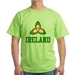 Irish Trinity Green T-Shirt